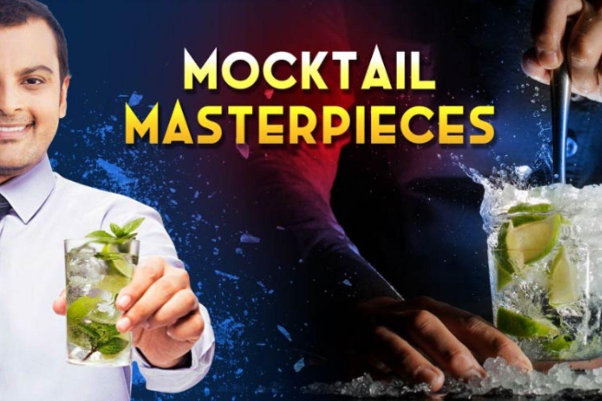 Mocktails Making - Office Holi Activitiy