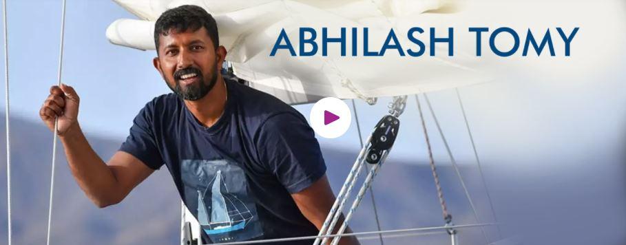 Book Hire Motivational speaker Abhilash Tomy