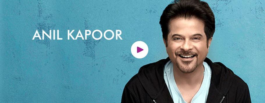 Book Hire Motivational speaker Anil Kapoor