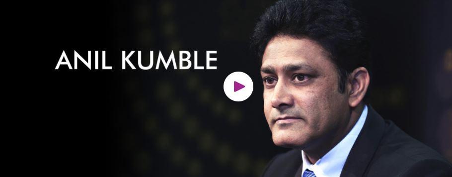 Hire Book Motivational Speaker Anil Kumble