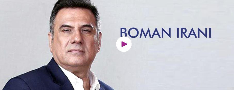 Book Boman Irani motivational Speaker