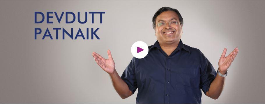Book Hire Motivational Speaker Devdutt Pattanaik