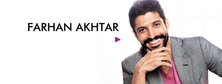 Hire Book Motivational Speaker Farhan Akhtar