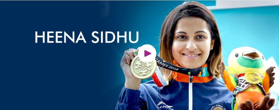 Hire Book Motivational Speaker Heena Sidhu