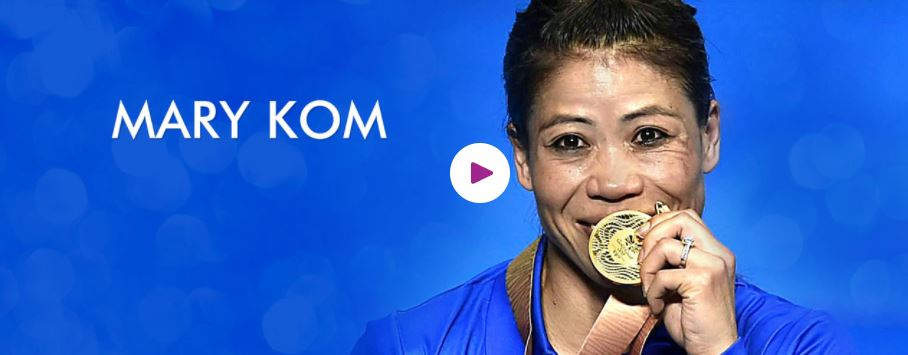 Hire Book Motivational Speaker Mary Kom