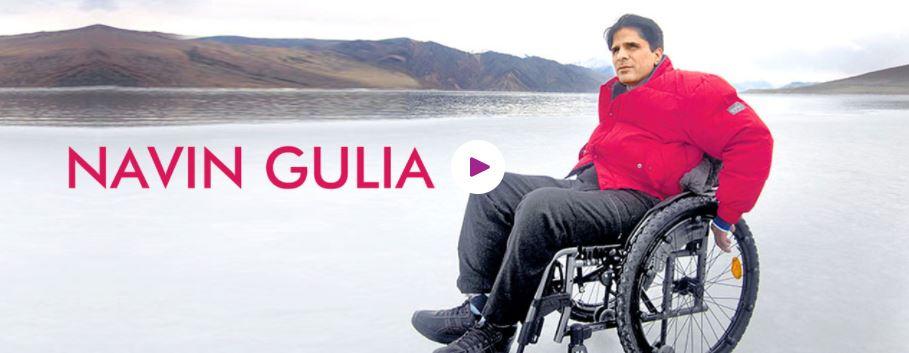 Book Hire Motivational Speaker Navin Gulia
