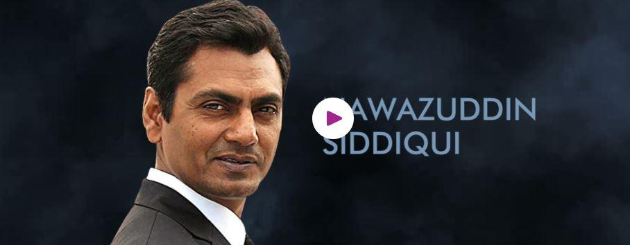 Book Hire Motivational Speaker Nawazuddin Siddiqui