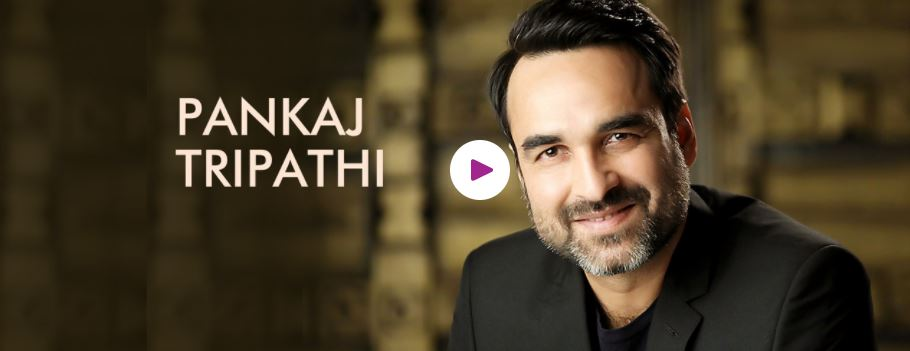 Pankaj Tripathi Motivational Speaker For Corporate Events