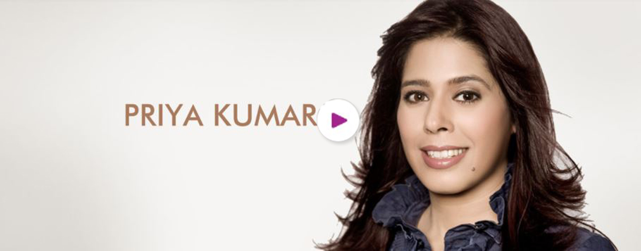 Book Hire Motivational speaker Priya Kumar