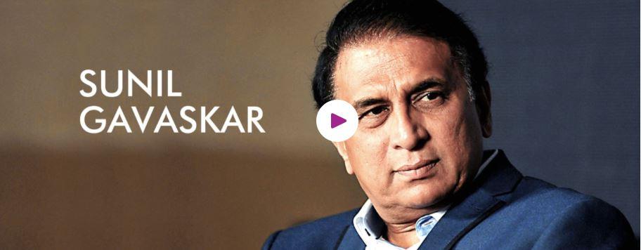 Book hire Motivational Speaker Sunil Gavaskar