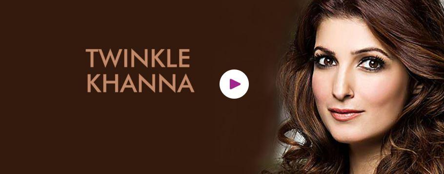 Hire Book Motivational Speaker Twinkle Khanna