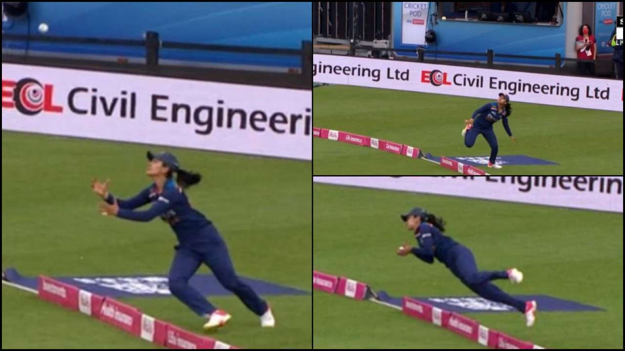Harleen Deol Catch cricket for motivation at corporates