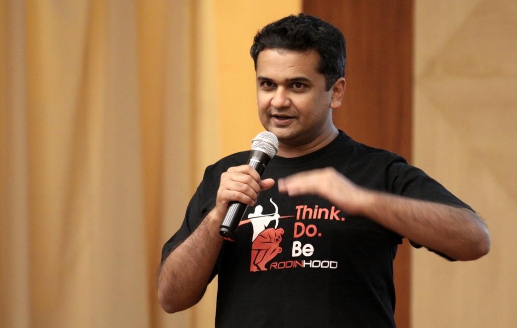 Book Hire Motivational speaker Alok Kejriwal