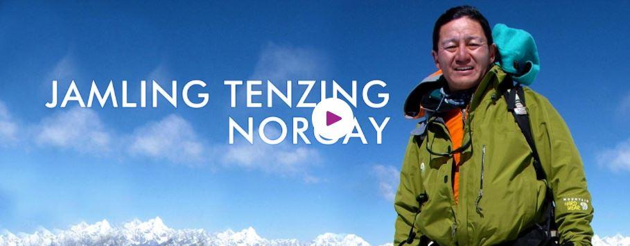 Book hire motivational speaker Jamling Tenzing Norgay
