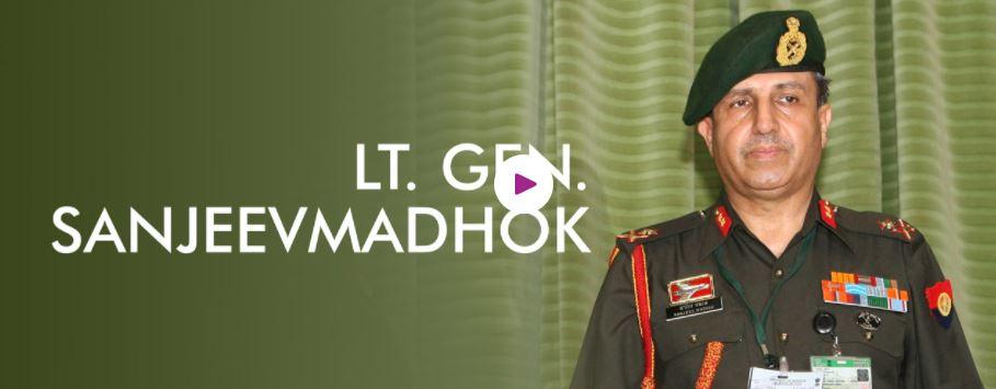 HIre Book Motivational speaker Lt. Gen. Sanjeev Madhok
