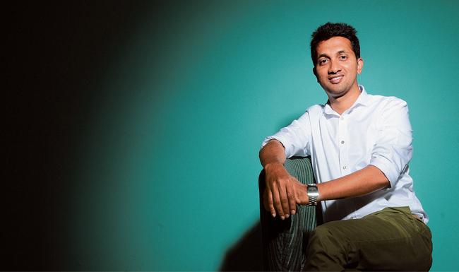 Book hire Motivational speaker PC Musthafa