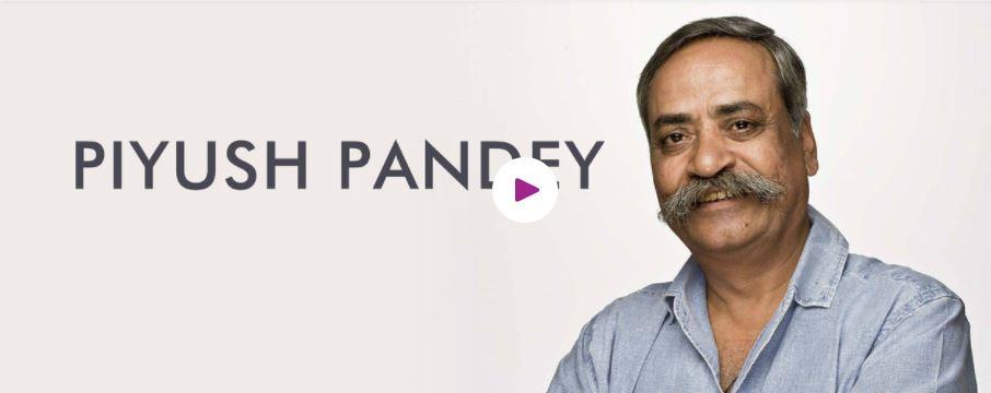 Book hire motivational speaker Piyush Pandey