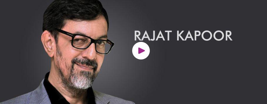 Book Hire Motivational speaker Rajat kapoor