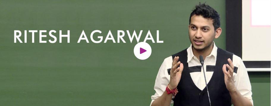 Book Hire motivational speaker Ritesh Agarwal