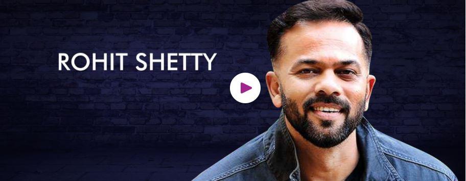 Book Hire Motivational speaker Rohit shetty
