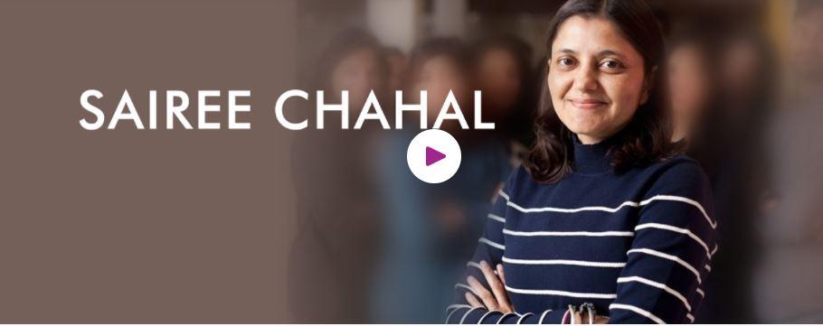 Book Hire Motivational speaker Sairee Chahal