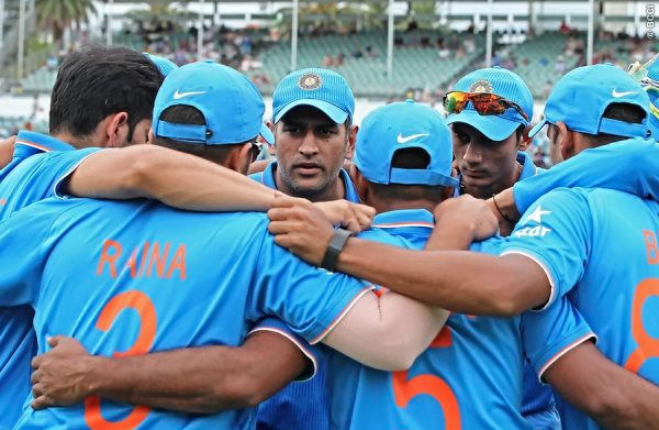 Team motivation speaking inspiration from sports cricket