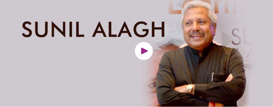 Book Hire motivational speaker Sunil Alagh