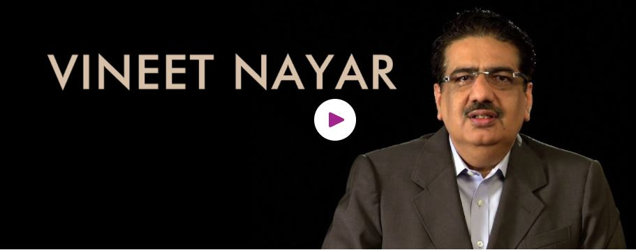 Book Hire motivational speaker Vineet Nayar