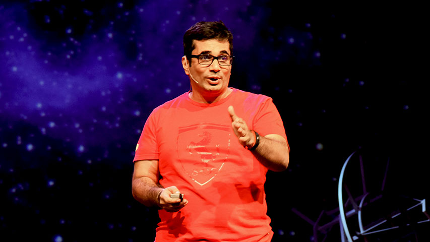Book Hire Motivational Speaker Vishal Gondal