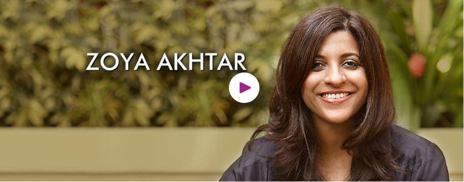 Book Hire Motivational Speaker Zoya Akhtar