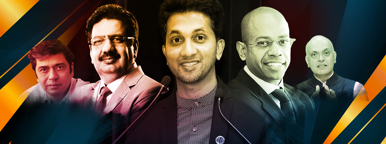 Top business background motivational speaker and key note speakers in india