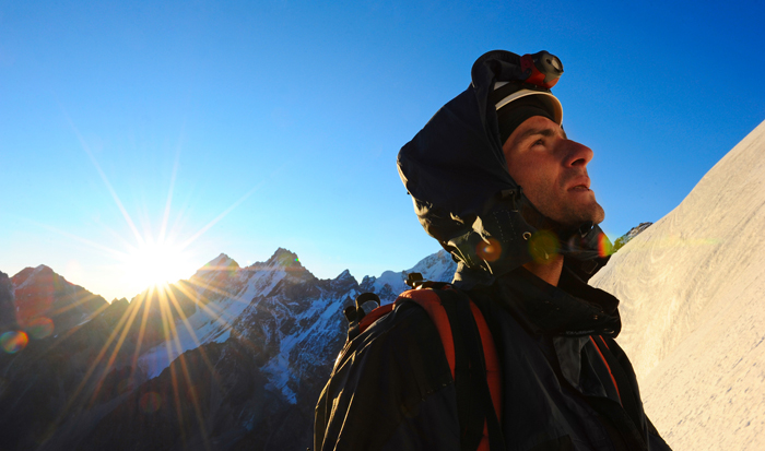 Top mountaineers for motivation speaking