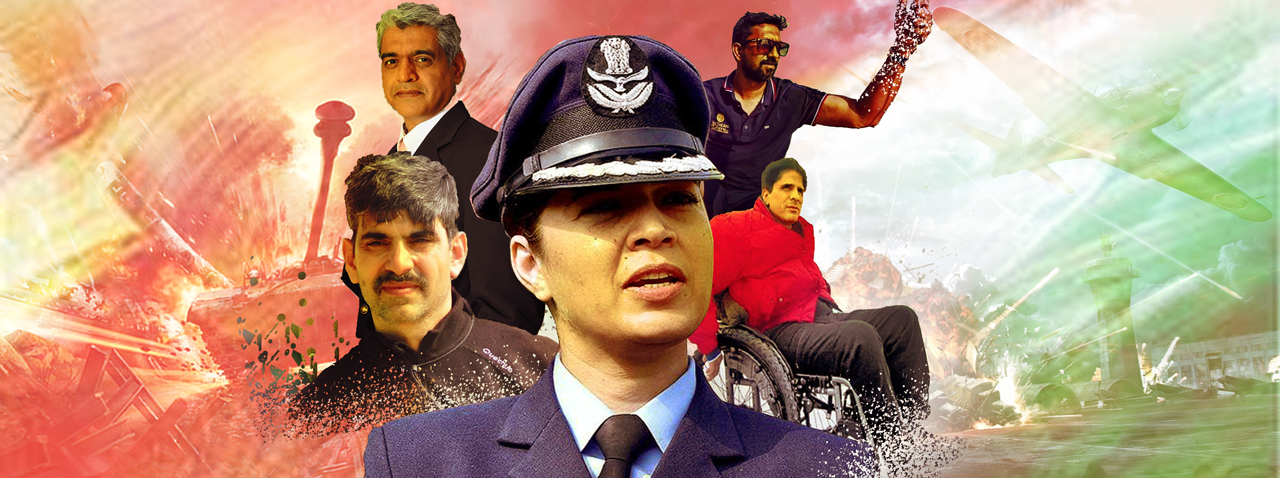Top military and defense forces motivational speakers in India